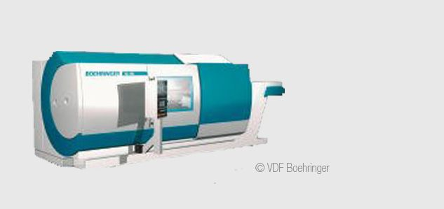 turning cnc at tox pressotechnik